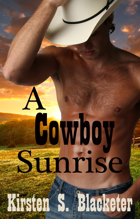 A Cowboy Sunrise Cover 2500