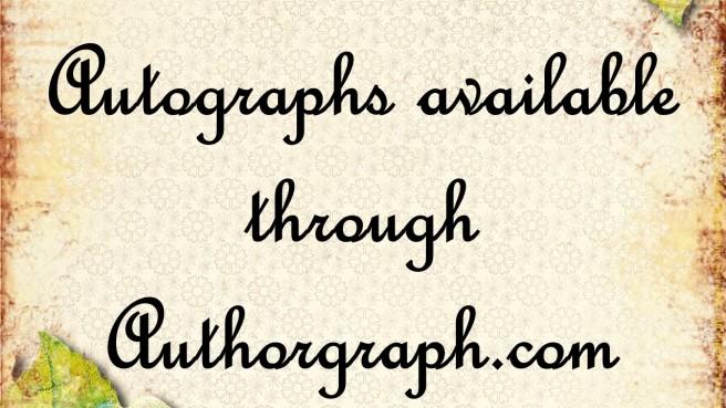 authorgraph button